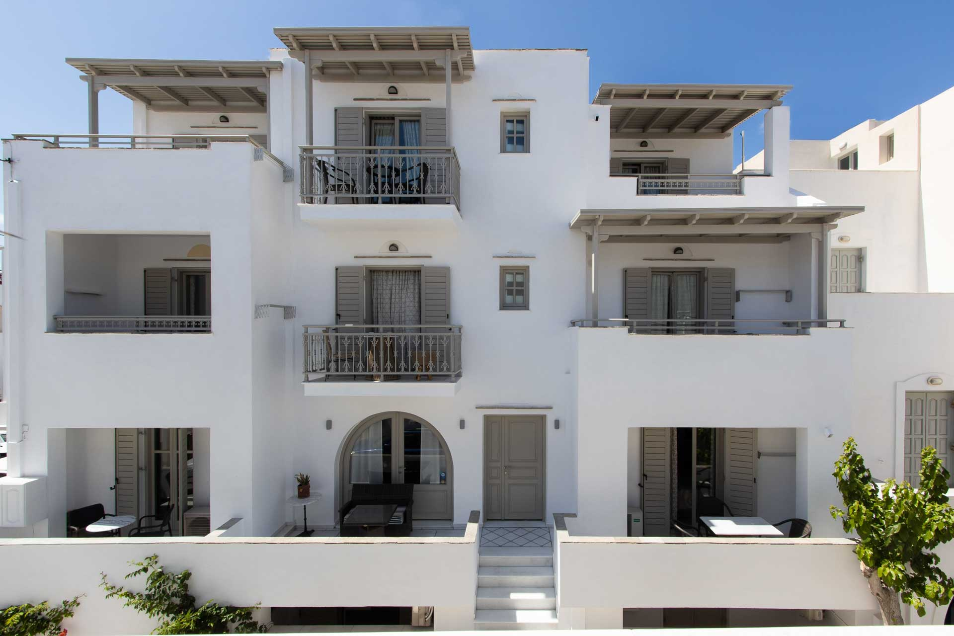 Standard Double Room, Naxos Hotel Suites & Apartments